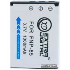 Аккумулятор ExtraDigital for Fuji NP-85 (DV00DV1372)